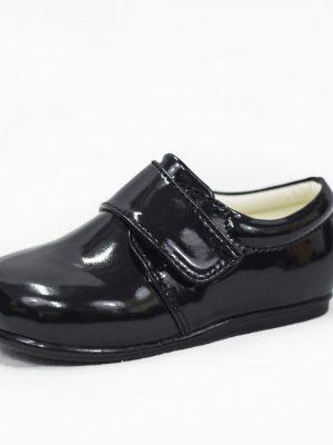 Boys Shoes Baby Boys Black Patent Prince
