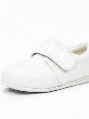 Boys Shoes Baby Boys White Patent Prince