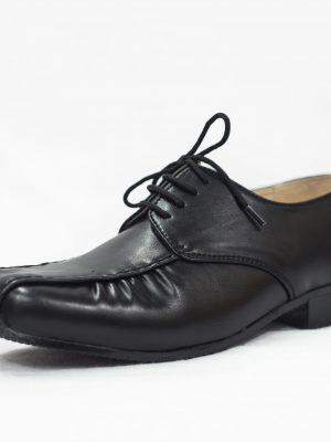 Boys Shoes Boys Black Harry Shoe