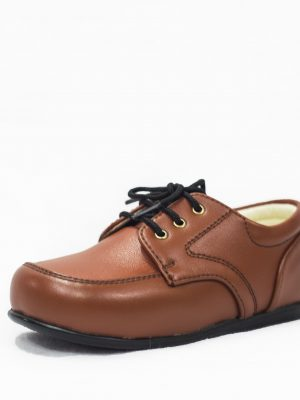 Boys Shoes Early Steps Brown Royal Loafers