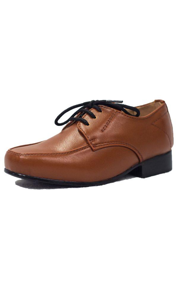 Boys Brown Shoe William