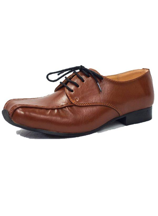 Boys Brown Harry Shoe