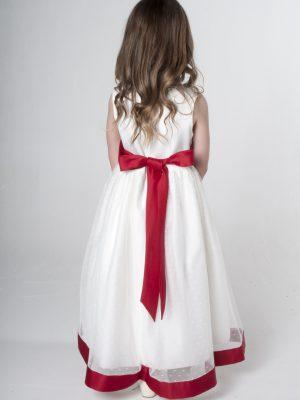 Flower Girl Dresses and Bridesmaid Dresses Girls Red Dress Alice