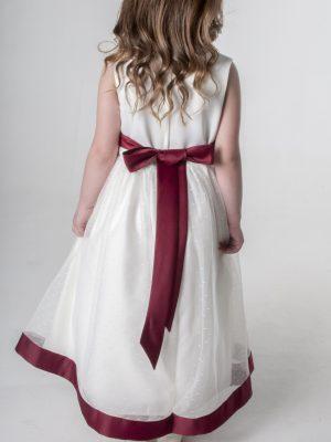 Flower Girl Dresses and Bridesmaid Dresses Girls Wine Dress Alice