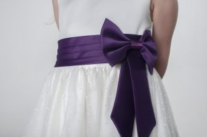 Girls Purple Dress Alice