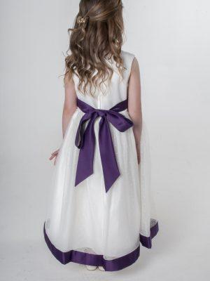 Flower Girl Dresses and Bridesmaid Dresses Girls Purple Dress Alice