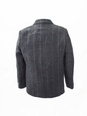 Jackets Tweed Check Grey Jacket