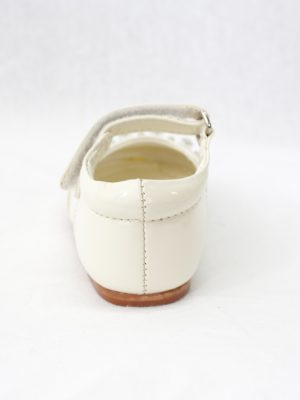 SALE Early Steps Girls Cream Diamond Shoes