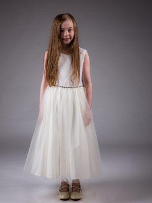 Flower Girl Dresses and Bridesmaid Dresses Girls Ivory Dress Amy