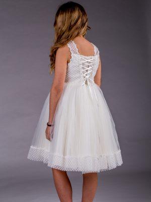 Flower Girl Dresses and Bridesmaid Dresses Girls Ivory Dress Juliet