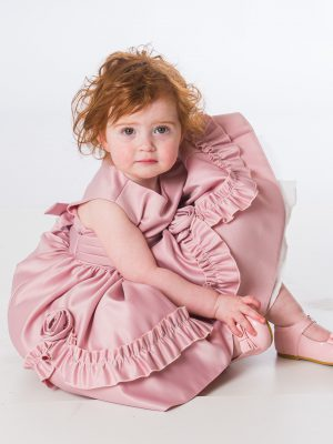 Baby Girls Dresses Baby Girls Rose Pink Laila Dress