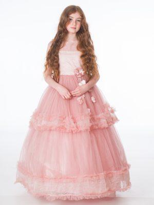 Flower Girl Dresses and Bridesmaid Dresses Girls Maya Pink Dress