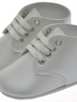 Boys Shoes Early Steps Ivory baby Lace