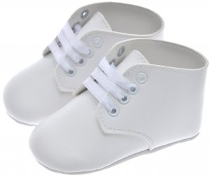 Early Steps white baby Lace
