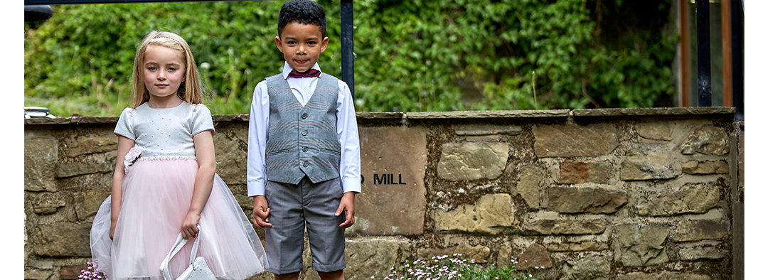 Boys Suits with Shorts